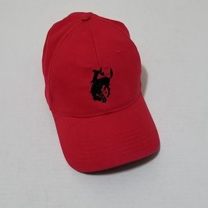 Pendleton Whisky Horse Cowboy Dark Red Hat Cap